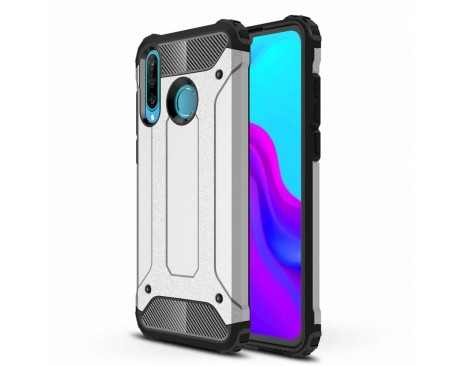 Husa Spate Armor Forcell Huawei P30 Lite Silver