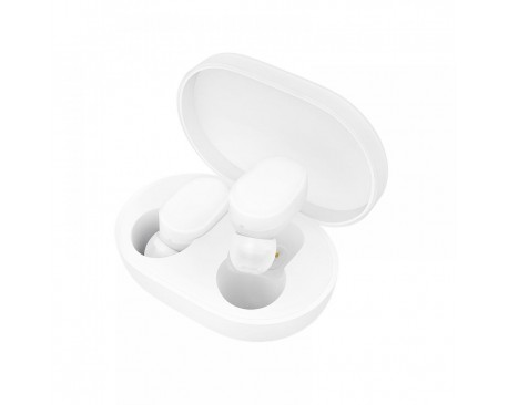 Casti Airdots Xiaomi Mi True Wireless Albe