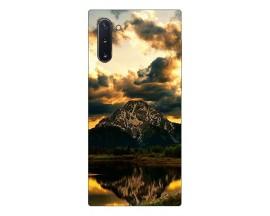 Husa Premium Upzz Print Samsung Galaxy Note 10 Model Apus