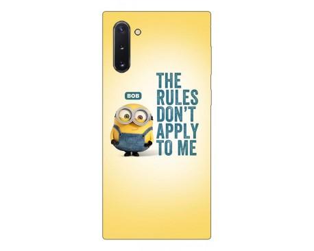 Husa Premium Upzz Print Samsung Galaxy Note 10 Model Bob