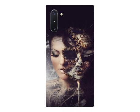 Husa Premium Upzz Print Samsung Galaxy Note 10 Model Carnaval