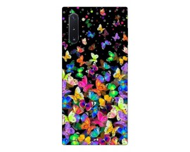 Husa Premium Upzz Print Samsung Galaxy Note 10 Model Colorature