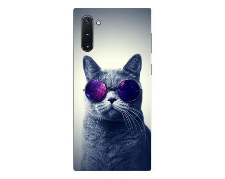 Husa Premium Upzz Print Samsung Galaxy Note 10 Model CoolCat
