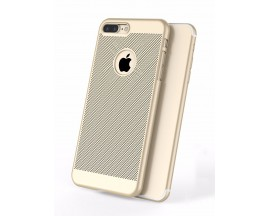 Husa Lux Hard Ultra Slim Air-up iPhone 7 Gold