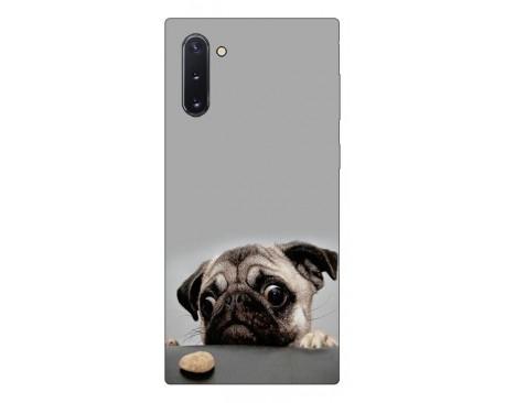 Husa Premium Upzz Print Samsung Galaxy Note 10 Model Dog