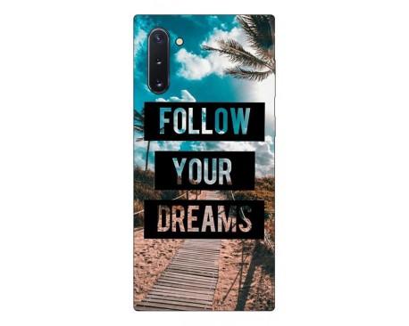 Husa Premium Upzz Print Samsung Galaxy Note 10 Model Dreams