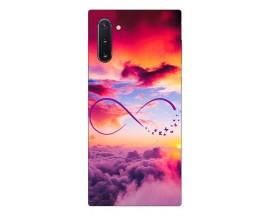 Husa Premium Upzz Print Samsung Galaxy Note 10 Model Infinity