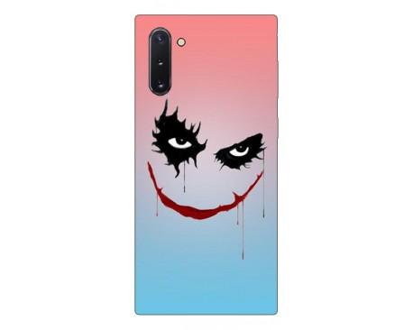 Husa Premium Upzz Print Samsung Galaxy Note 10 Model Joker