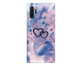 Husa Premium Upzz Print Samsung Galaxy Note 10+ Plus Model Love