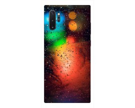 Husa Premium Upzz Print Samsung Galaxy Note 10+ Plus Model Multicolor