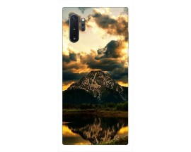 Husa Premium Upzz Print Samsung Galaxy Note 10+ Plus Model Apus
