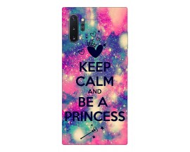 Husa Premium Upzz Print Samsung Galaxy Note 10+ Plus Model Be Princess