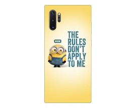 Husa Premium Upzz Print Samsung Galaxy Note 10+ Plus Model Bob