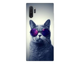Husa Premium Upzz Print Samsung Galaxy Note 10+ Plus Model Coolcat