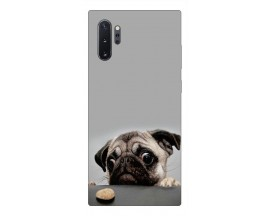 Husa Premium Upzz Print Samsung Galaxy Note 10+ Plus Model Dog