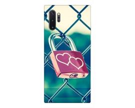 Husa Premium Upzz Print Samsung Galaxy Note 10+ Plus Hart Lock