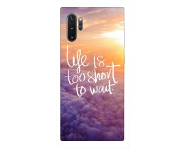 Husa Premium Upzz Print Samsung Galaxy Note 10+ Plus Model Life