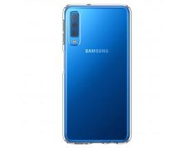 Husa Spigen Liquid Crystal Samsung Galaxy A7 2018 Transparenta