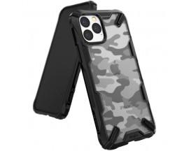 Husa Premium Ringke Fusion iPhone 11 Pro Camo Black