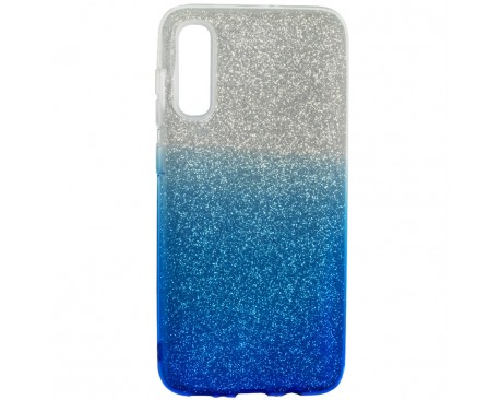 Husa Spate Upzz Shiny Lux Samsung Galaxy A70 Albastru