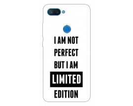 Husa Premium Upzz Print Xiaomi Mi 8 Lite Model Limited Edition