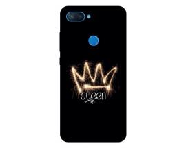 Husa Premium Upzz Print Xiaomi Mi 8 Lite Model Queen