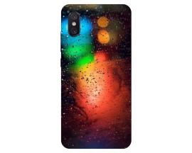 Husa Premium Upzz Print Xiaomi Mi 8 Pro Multicolor