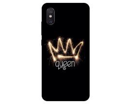 Husa Premium Upzz Print Xiaomi Mi 8 Pro Queen