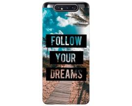 Husa Premium Upzz Print Samsung Galaxy A80 Model Dreams