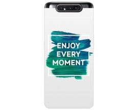 Husa Premium Upzz Print Samsung Galaxy A80 Model Enjoy