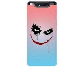 Husa Premium Upzz Print Samsung Galaxy A80 Model Joker