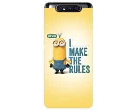 Husa Premium Upzz Print Samsung Galaxy A80 Model Kevin