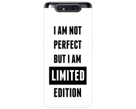 Husa Premium Upzz Print Samsung Galaxy A80 Model Limited Edition