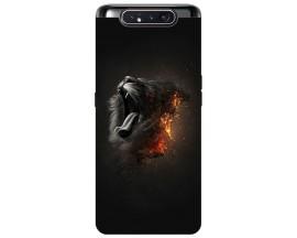 Husa Premium Upzz Print Samsung Galaxy A80 Model Lion