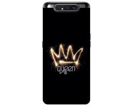 Husa Premium Upzz Print Samsung Galaxy A80 Model Queen