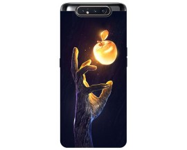 Husa Premium Upzz Print Samsung Galaxy A80 Model Reach