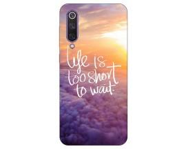 Husa Premium Upzz Print Xiaomi Mi 9 Se Model Life