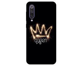 Husa Premium Upzz Print Xiaomi Mi 9 Se Model Queen