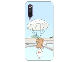 Husa Premium Upzz Print Xiaomi Mi 9 Se Model Three Bears