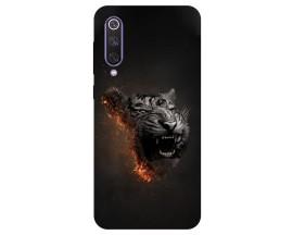 Husa Premium Upzz Print Xiaomi Mi 9 Se Model Tiger