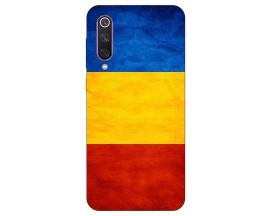 Husa Premium Upzz Print Xiaomi Mi 9 Se Model Tricolor