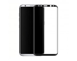 Folie Sticla Securizata 9H 3D FULL COVER SAMSUNG S8 Plus G955F BLACK