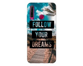 Husa Premium Upzz Print Huawei Honor 20 Lite Model Dreams