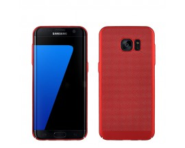 Husa Lux Ultra Slim Air-Up SAMSUNG S7 EDGE RED