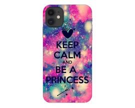 Husa Premium Upzz Print iPhone 11 Model Be Princess