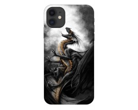 Husa Premium Upzz Print iPhone 11 Model Dragon 1