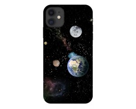 Husa Premium Upzz Print iPhone 11 Model Earth