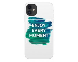 Husa Premium Upzz Print iPhone 11 Model Enjoy