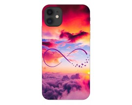 Husa Premium Upzz Print iPhone 11 Model Infinity