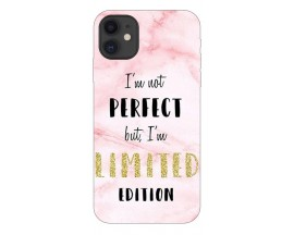 Husa Premium Upzz Print iPhone 11 Model Limited Edition 1